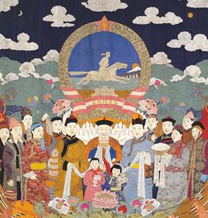 Монголия -> Праздники -> Цаган-Сар